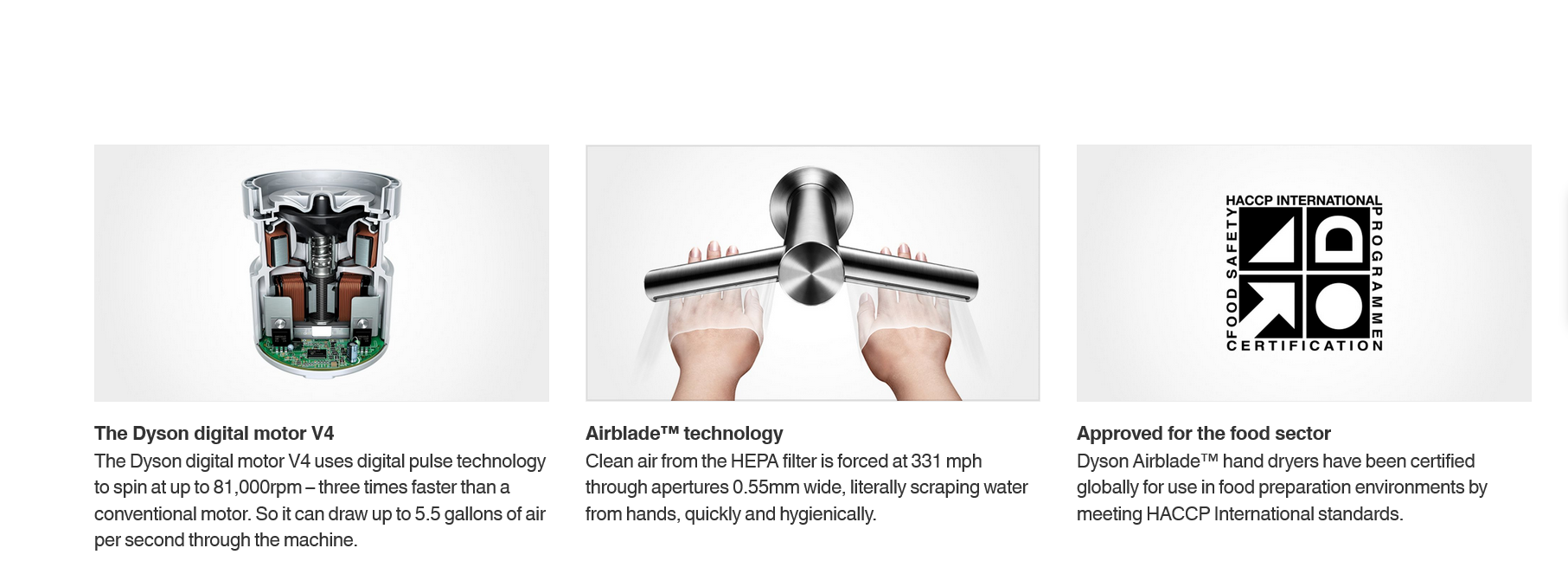 Dyson Airblade Wash Dry Wall Hand Dryer Ab11